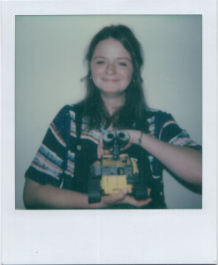 Lauren Collee, Researcher and Communications Assistant