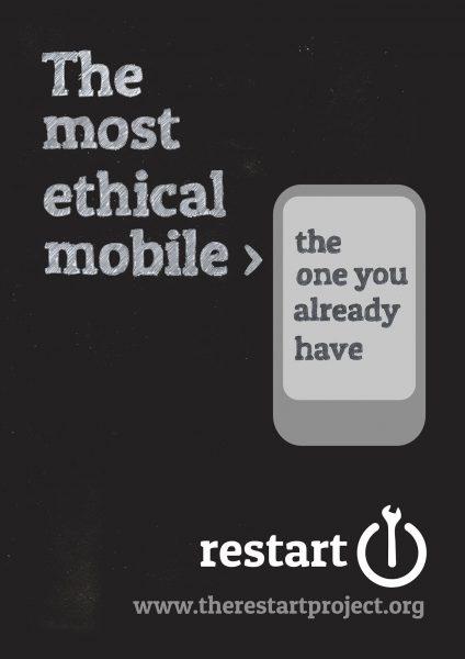 El móvil más ético es el que ya tienes