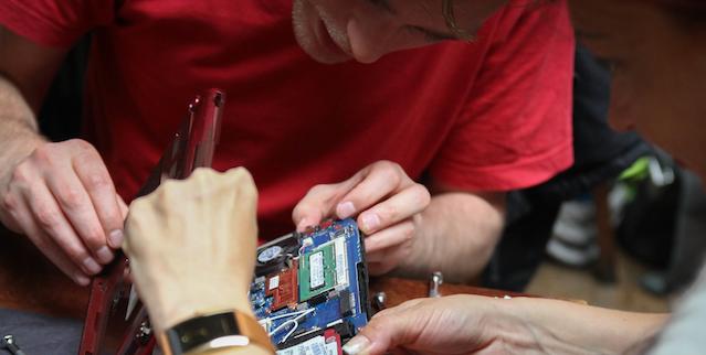 restart your electronics banner