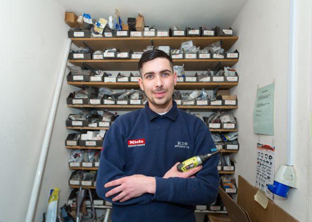 Family repair shop KDS Appliances