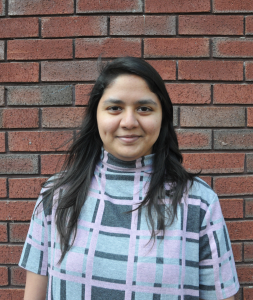 Nikhita Paturu, Junior Web Developer