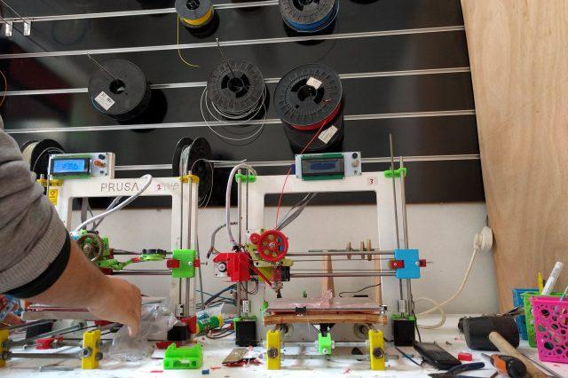 3D printing in Gaza