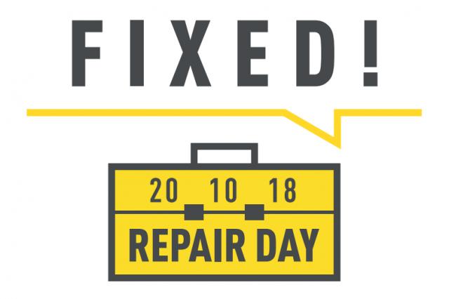 #repairday