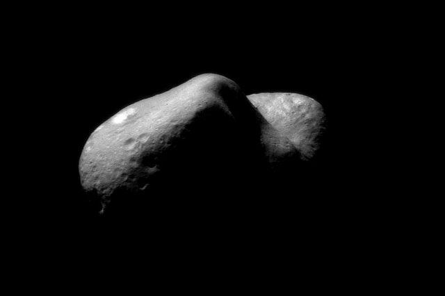 iridium asteroid