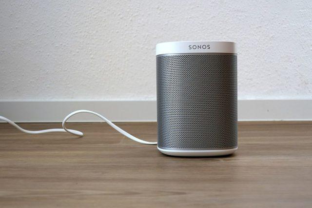 Sonos device