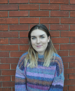 Holly Davies, Communications Assistant