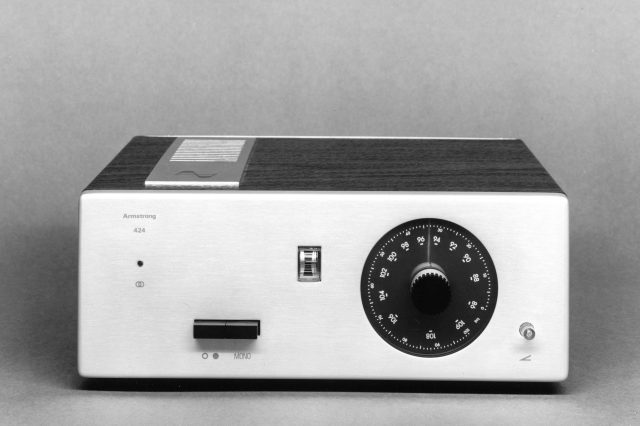 Top 5 Radio Shows - with an old Armstrong Tuner