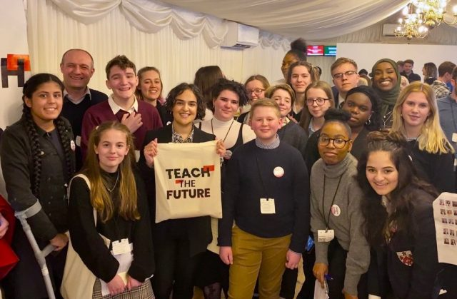 Teach the Future with Nadia Whittome MP