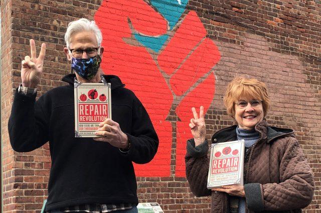 The authors of Repair Revolution