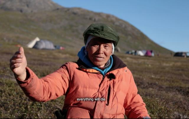 Peter Larsen in 'Kuannersuit / Kvanefjeld'