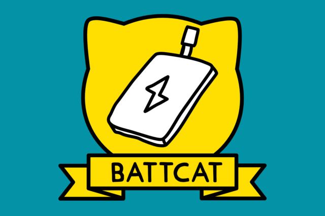 BattCat Logo